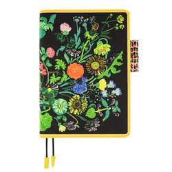 Hobonichi Techo Cousin A5 Primavera (Yellow) Set Cover + 2020 Diary