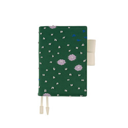 Hobonichi Techo Planner A6 Desk Garden Set Cover + 2020 Diary