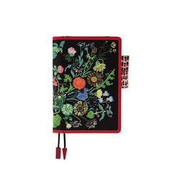 Hobonichi Techo Planner A6 Primavera (Red) Set Cover + 2020 Diary
