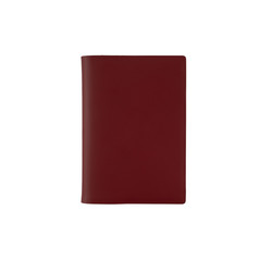 Hobonichi Techo Planner A6 Leather: Taut (Red) Set Cover + 2020 Diary