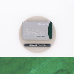 Pelikan Edelstein Aventurine 6 Ink Cartridges