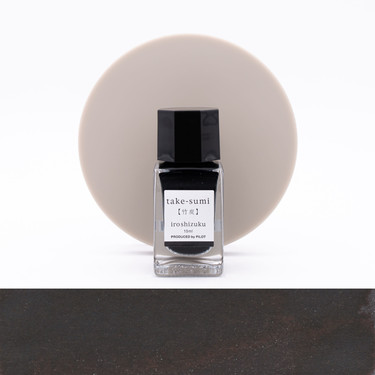 Pilot Iroshizuku Take-Sumi Inchiostro 15 ml