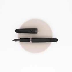 Aurora 88 Unica Fountain Pen Matt Black