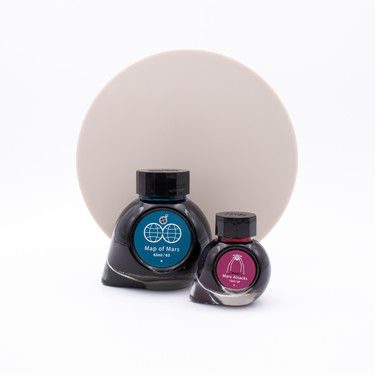 Colorverse Map of Mars & Mars Attacks Ink Bottle 65 + 15 ml