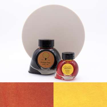 Colorverse Ginkgo Tree & Golden Leaves Ink Bottle 65 + 15 ml