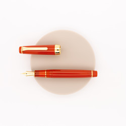 Sailor Professional Gear Fountain Pen Fire Special Edition