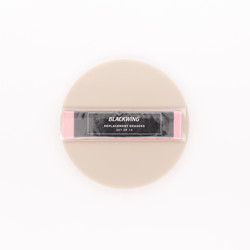 Palomino Blackwing Set of 10 Replacement Erasers Pink