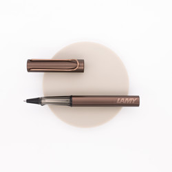 Lamy Lx Rollerball Pen Marron 2019 Special Edition