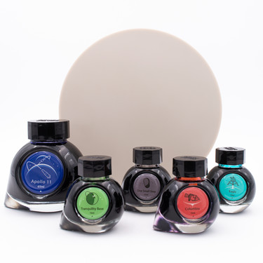 Colorverse First Moon Landing Set di 5 Inchiostri in Edizione Limitata