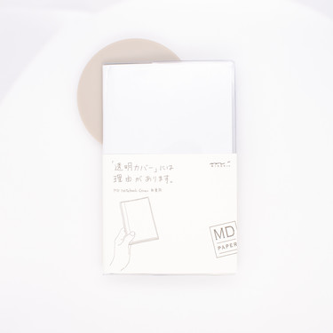 Md Paper Clear Cover B6 Slim