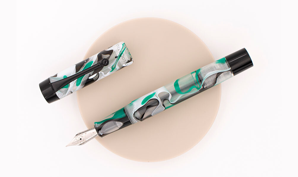 Stilo&Stile x Opus 88 Demonstrator Fountain Pen